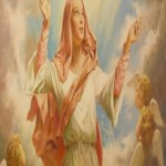 Virgin Mary Assumption Mobile Pic 0308