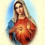 Virgin Mary Mobile Wallpaper 0105