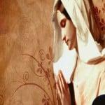 Virgin Mary Mobile Wallpaper 0107
