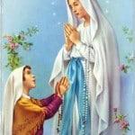 Virgin Mary Mobile Wallpaper 0109