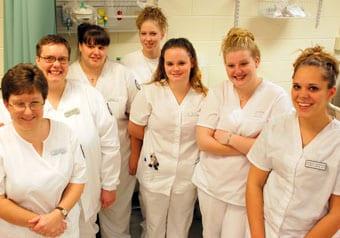 Just a Nurses Aide