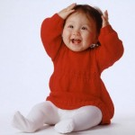Cute Happy Toddler