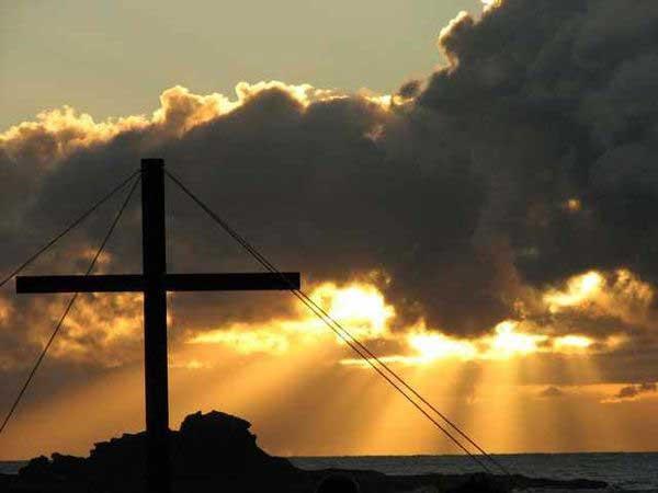 cross-at-dawn