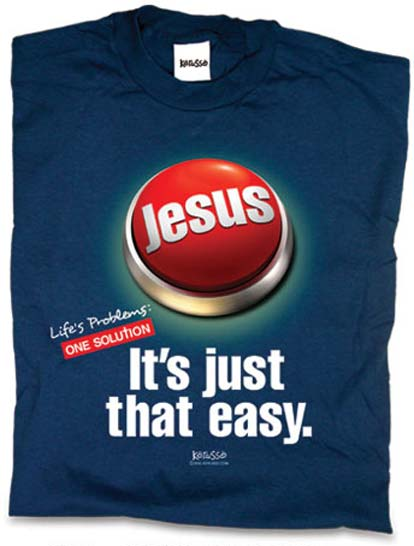 Jesus only solution to Lifes problems