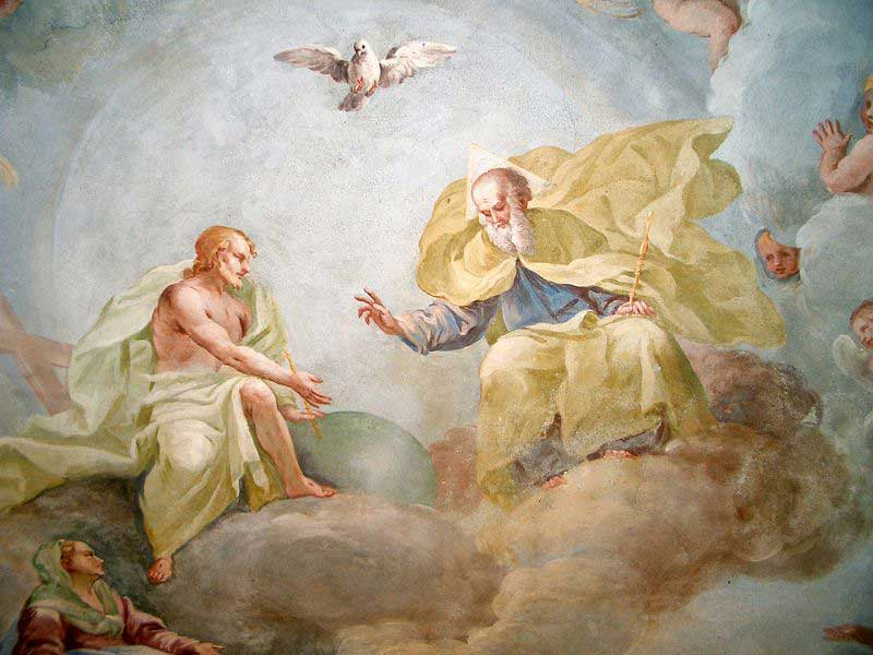Trinity Sunday - Picture of Trinity