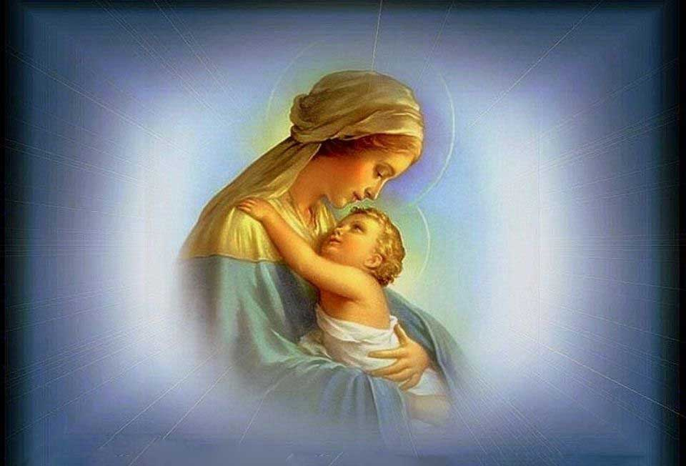 Mother Mary Wallpapers 14