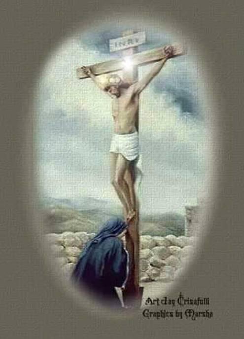 Jesus Christ n Mary