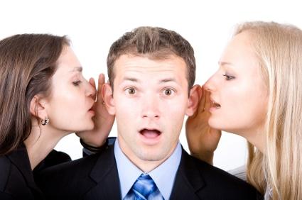 Gossip is not news