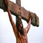 Jesus Christ on cross mobile 06