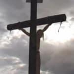 Jesus Christ on cross mobile 07