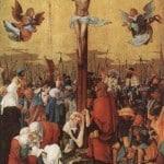 Jesus Christ on cross mobile 08