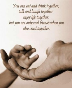 Simple Friends vs Real Friends