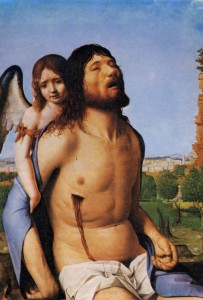 Christ Supported by an Angel