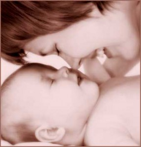 Love Is Being A Mother