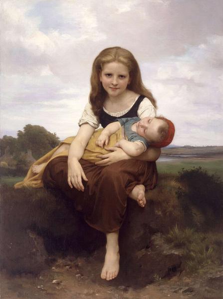 The Elder Sister
