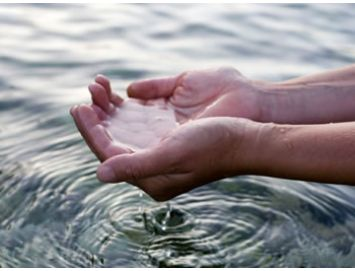 Water to save others