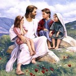 jesus with children 2304