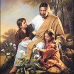 jesus with children 2307