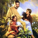 jesus with children 2308