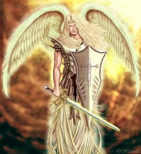Arch Angel Michael Warrior