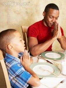 I Taught My Child To Pray