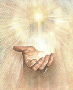 God Touches Your Heart
