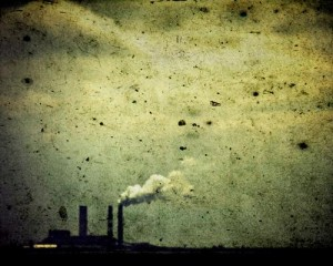 Pollution at its peak