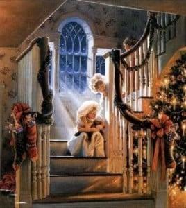 Christmas Morning Wonder