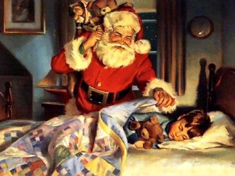 santa wallpapers. Santa Claus Pic 0316