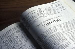 God-breathed or Spirit-inspired Bible