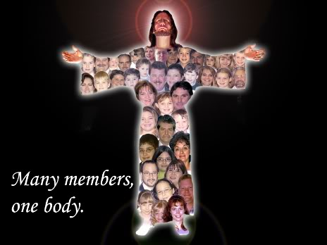 One Body of Christ Many members