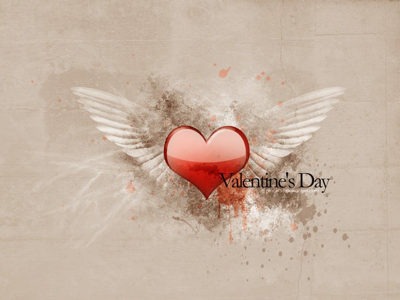 Valentine's Day Desktop