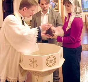 Baptism Pride of My Life