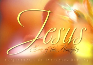 Jesus Son of the Almighty