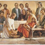 Jesus washing feet 01