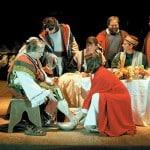 Jesus washing feet 07