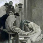 Jesus washing feet 11