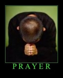 Prayer What I Pray