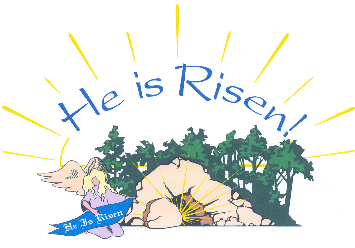 clip art for easter sunday - photo #17