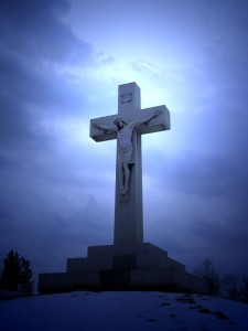 Good Friday Jesus on Cross