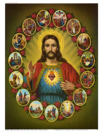 jesus art images