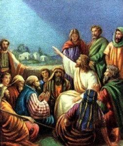 Jesus The Teacher