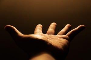 Letting Go - Open Hands
