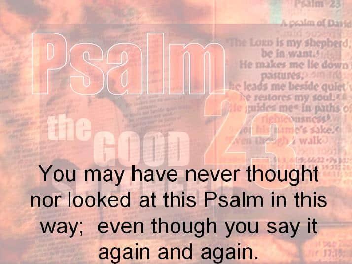 Psalm23 Slide 02