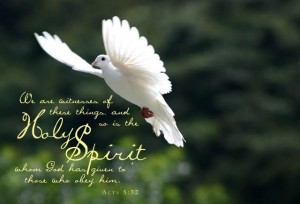 Receive Holy Spirit