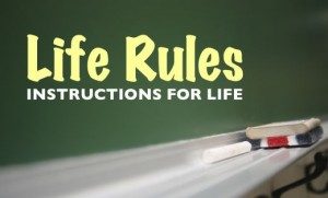 Ten Rules Of Life