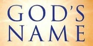 Add God's Name