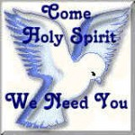 Come Holy Spirit Clip Art