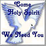 Come Holy Spirit Clip Art