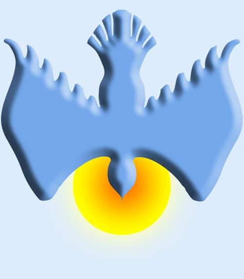 Holy Spirit Clip Art 01